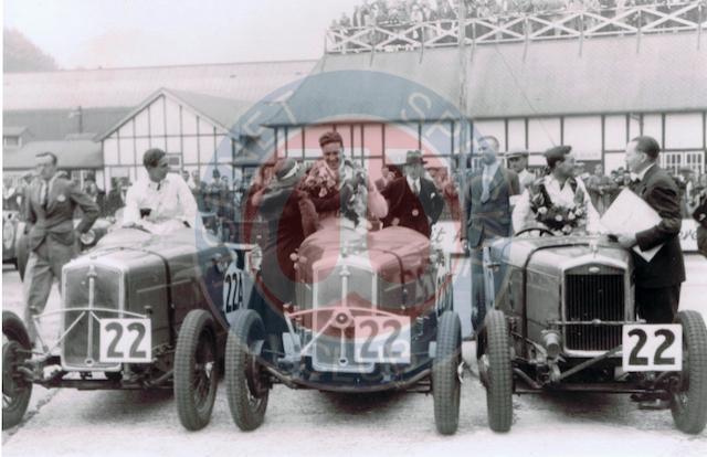 Wolseley Hornet Special Club - 1932 - 1933